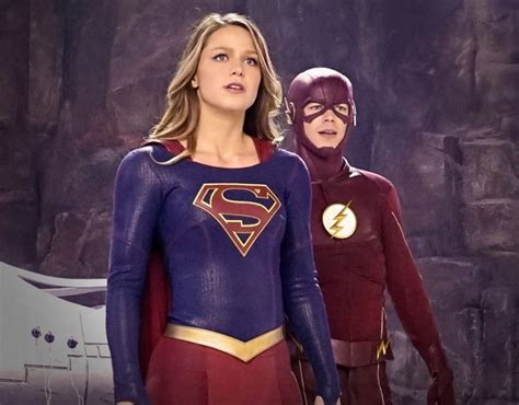 Will Flash-supergirl Crossover Episode Feature A Glee
