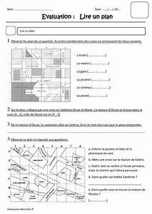 lire un plan ce2 evaluation pass education With lire un plan de maison