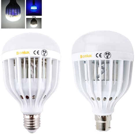 led bug zapper light bulb 10w mosquito killer bulb b22 e26