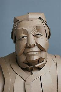 Life size cardboard sculptures of chinese villagers tap for Life size cardboard sculptures of chinese villagers warren king