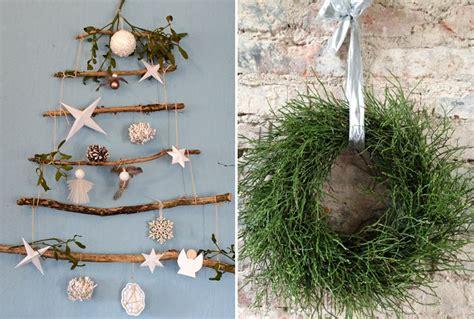 Schöne Weihnachtsdeko Mit Naturmaterialien Selber Machen