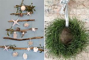 Weihnachtsschmuck Selber Machen : sch ne weihnachtsdeko mit naturmaterialien selber machen und abfall verwerten ~ Frokenaadalensverden.com Haus und Dekorationen