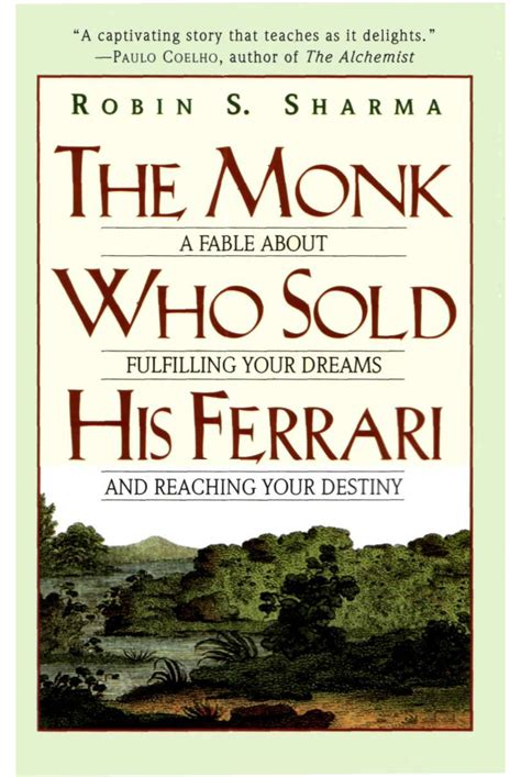 the monk who sold his ebook the monk who sold his ferrari robin s sharma pdf