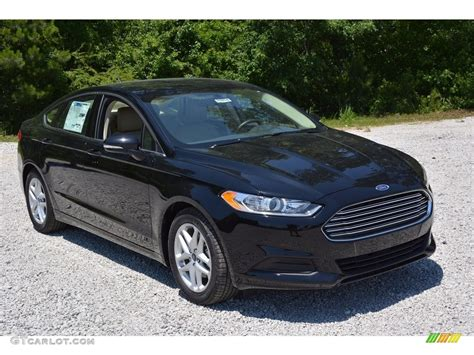 Black Ford Fusion by 2016 Shadow Black Ford Fusion Se 113296325 Photo 21