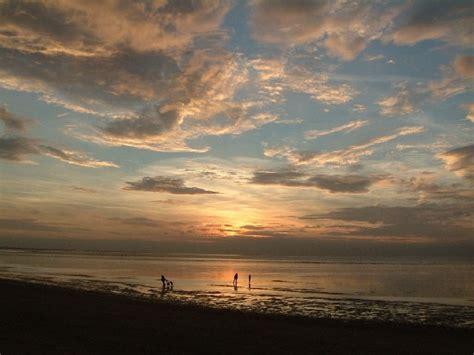 snettisham beach beaches norfolk sunset peterborough england south east attraction