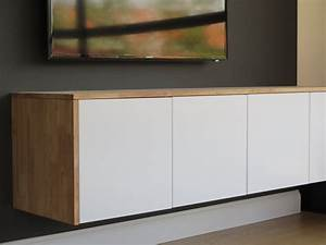 Tv Sideboard Ikea : made a fauxdenza too used ikea metod cabinets with veddinge fronts rubberwood 18mm top and ~ Frokenaadalensverden.com Haus und Dekorationen