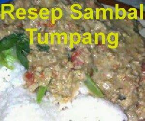 Simak yuk, resep sambel tumpang. Resep Sambal Tumpang Enak Khas Kediri - Cfrommy.com
