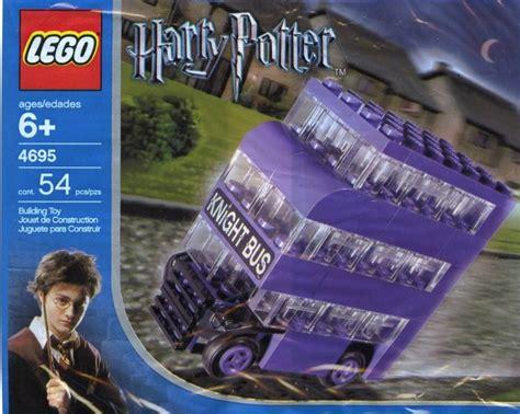 mini harry potter knight bus brickset lego set