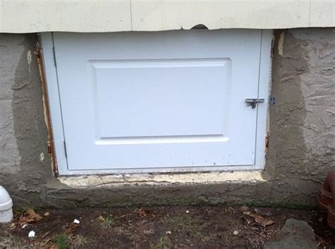crawl space door crawl space doors curb appeal products