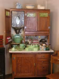 a hoosier cabinet by boone circa 1910 with typical late
