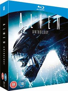 Alien Anthology Blu