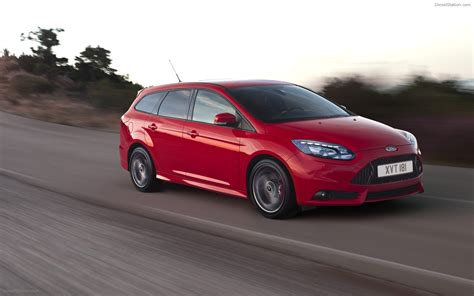 Ford Focus St 2018 Widescreen Exotic Car Image 10 Of 32