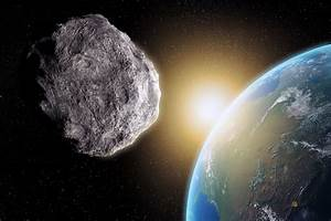 Giant Asteroid Hurtling To Earth: Could Lead To Human ...