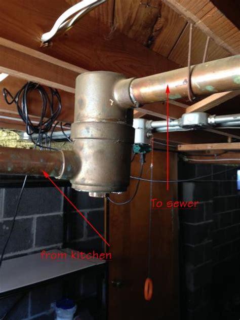 clogged kitchen sink mystery doityourselfcom