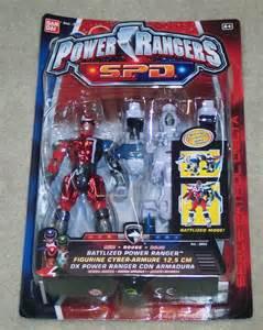 Power Rangers SPD Red