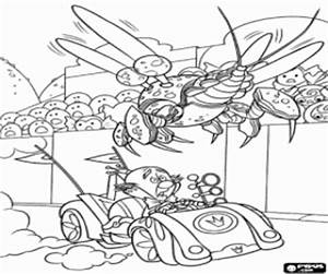 Wreck-It Ralph coloring pages printable games