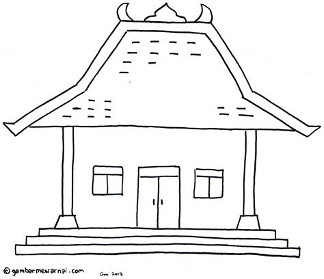 type  house rumah joglo situbondo