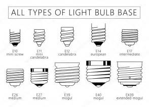 types of bulb bases 28 images light bulb base sizes