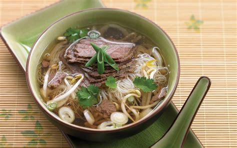 cuisine vietnamienne traditionnelle soupe vietnamienne traditionnelle phò haiku