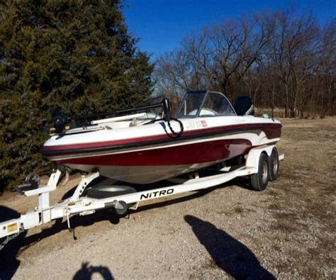 Used Nitro Boats For Sale In Oklahoma by New And Used Boats For Sale In Oklahoma