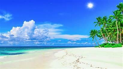 Beach Widescreen Sunny 4k Wallpapers Yodobi