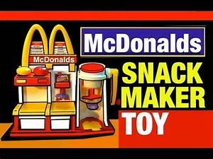 McDonald's 1993 French Fry Maker Set - Making French Fr ...
