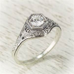 antique filigree engagement ring someday rings With wedding rings antique