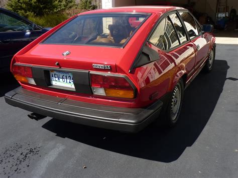 Classic Italian Cars For Sale » Blog Archive » 1986 Alfa