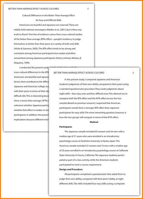 writing sle template 48 apa format essay psychology research paper apa jenthemusicmaven