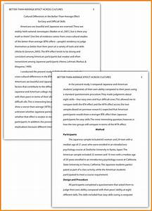 apa style essay writing