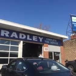 bradley tire service tires  washington ave