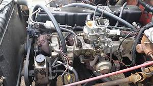 85 Jeep Cj 7 Motor Idling And Then Dies