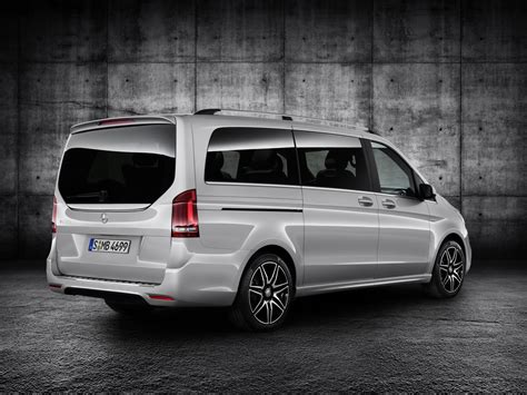 Mercedes V Class Photo by New Mercedes V Class Takes Some Amg Fashion Lessons