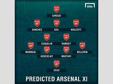 Arsenal Team News Injuries, Suspensions And LineUp vS