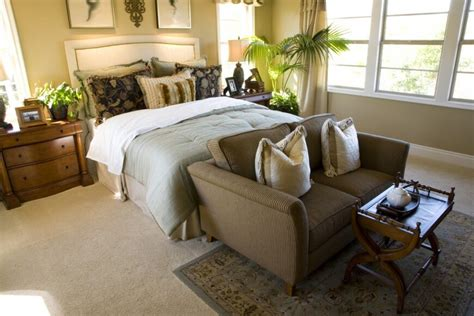 gray tufted sofa 21 stunning master bedrooms with couches or loveseats