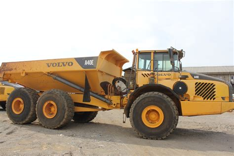Volvo Articulated Dump Truck by Volvo A40e Articulated Dump Truck Pt Central Indo Machinery