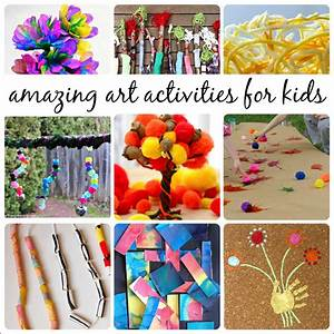 80+ Awesome Art Ideas for Kids