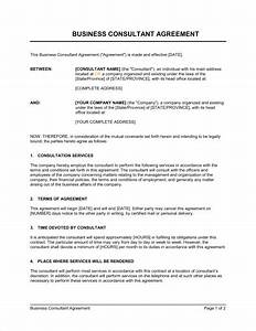 consulting retainer agreement sample templates resume With retainer agreement template uk