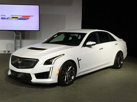 Cts V by Look 2016 Cadillac Cts V Thedetroitbureau