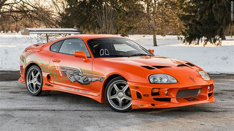 Car Paul Walker Drove In First Fast & Furious Movie To Be
