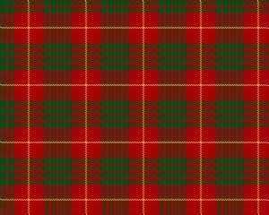 tartan ribbon cameron clan tartan by scotland channel