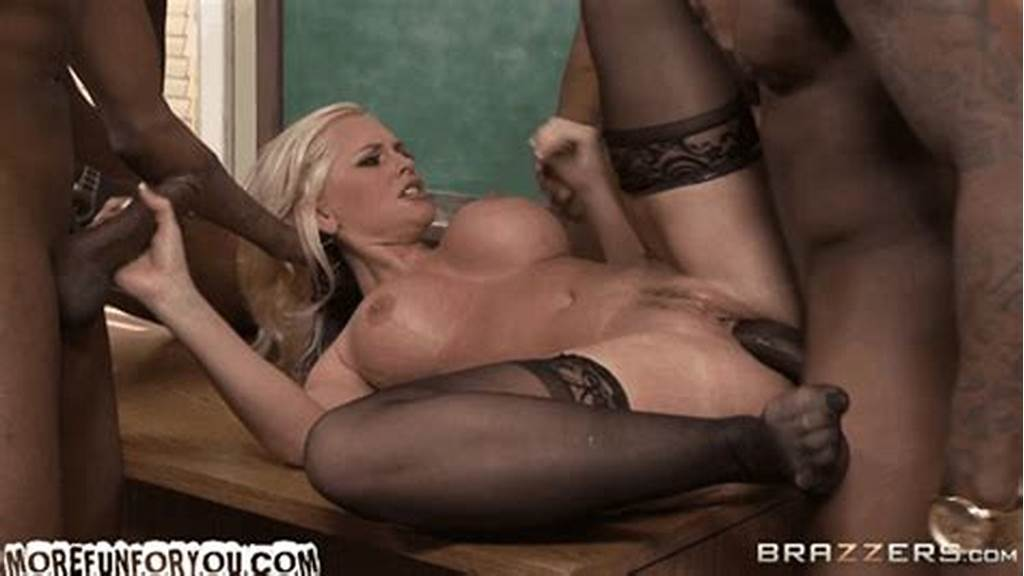 #Big #Tit #Blonde #Milf #Interracial #City #School #Gangbang