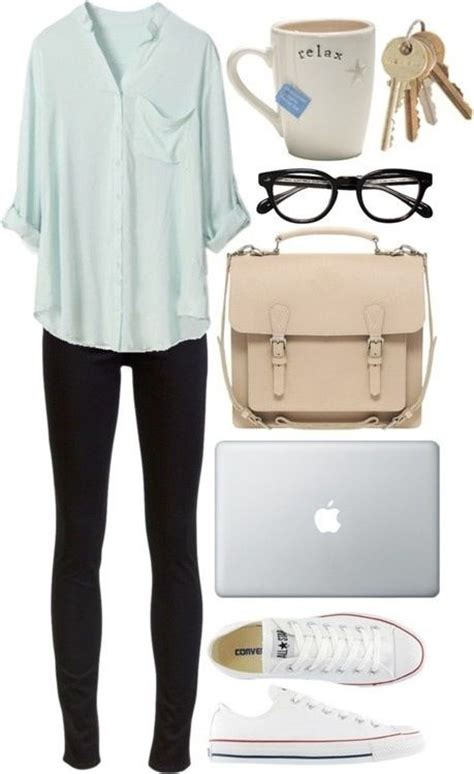 Lazy Day - These Spring Outfits Are PERFECT for School ... u2192 ud83dudc57u2026
