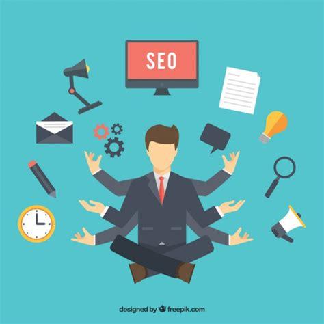 Seo Consultant - seo consultant vector free