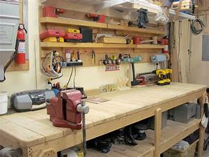 7 Best Work Benches Idea For Garages and Woodworking In 2017