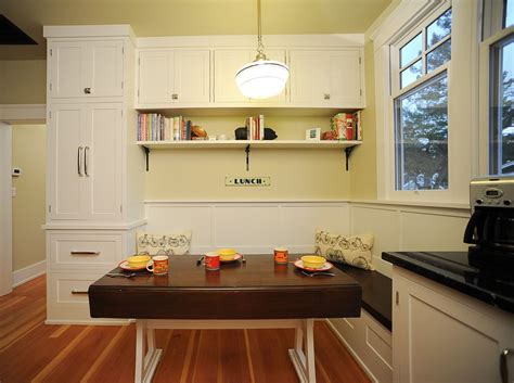 Kitchen Bench For Seating by Breakfast Nook Seating Kitchen Traditional With Banquette