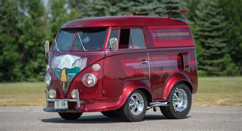 shorty vw microbus redefines  term micro carscoops