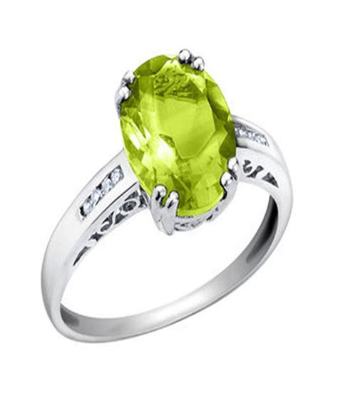 light green stone ring ag light green stone ring buy ag light green
