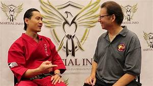 Michael Matsuda speaks to Mike Chat at the 2016 Martial ...