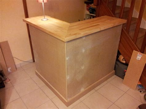 fabriquer un bar de cuisine comment fabriquer un bar en bois